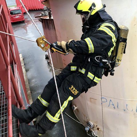 Palokuntakoulutusuutiset, syyskuu 2021